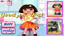 Дети Дора Проводник для полный Игры рука Исцеление часть в видео HD 3D 5