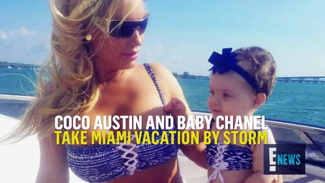 Coco Austin And Baby