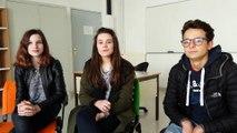 Les lycéens de 1ere STL de Jacques Monod de Lescar participent au concours Je filme le métier qui me plaît