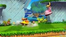 Super Smash Sisters: Great Mission to Rescue The Mario Bros [Super Smash Bros for Wii U Machinima]