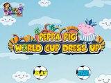 Peppa Pig Mutlu Dünya Kupası - Oyun Çizgi Filmleri - Oyuncaklar Ülkesi