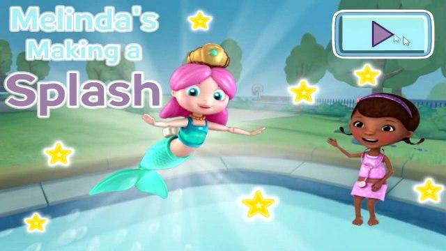 Doc Mcstuffins - Melindas Making A Splash - Disney Junior Doc McStuffins Games