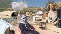 الاحتلال الإسرائيلي يشرد عشرات العائلات بخربة طانا