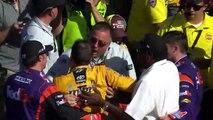 Kyle Busch Fights on Pit Road - 2017 LAS VEGAS - FOX NASCAR