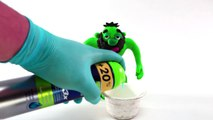 Slime Dog! Elsa Washers Her Puppy by Accident Disney Frozen Stop Motion Anim