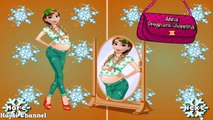 Permainan/Games Anna Frozen Hamil/Mengandung/Melahirkan Anak - Pregnant Anna Baby Shopping