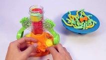 И доч завод как сделать макаронные изделия паста играть играть-DOH пластилин спагетти Кому Это