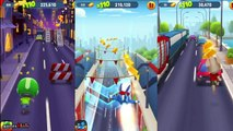 My Talking cat TOM gold run - OFFICER TOM - iOS android Gameplay full upgrade. Best apps f