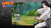 Naruto Mobile - Habilidades de Neji Shippuden