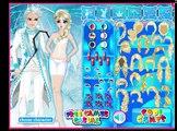Las Princesas de Disney Elsa Ariel, Rapunzel de la Boda de la Princesa Juego de Vestir para Niñas