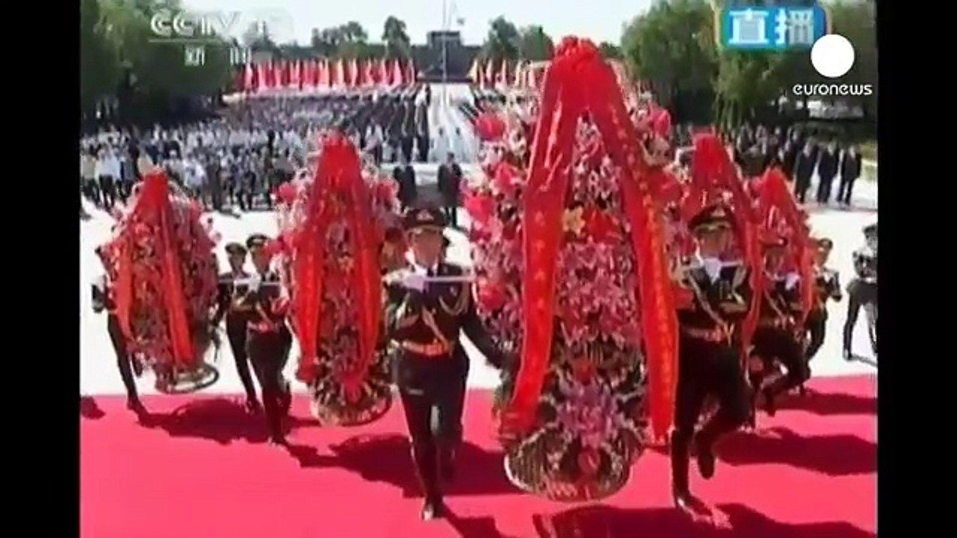 Китай Япония расточать отметка более парад Кому Это победа Содержит wwii