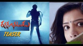 Rakshaka Bhatudu teaser || Richa Panai || Vamsi Krishna Akella