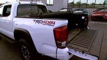 2017 Toyota Tacoma Vs. 2017 Nissan Frontier | London, ON | Toyota Dealer