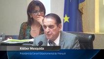[13 mars 2017 - première partie] Session publique du Conseil départemental de l'Hérault  - Vote du budget