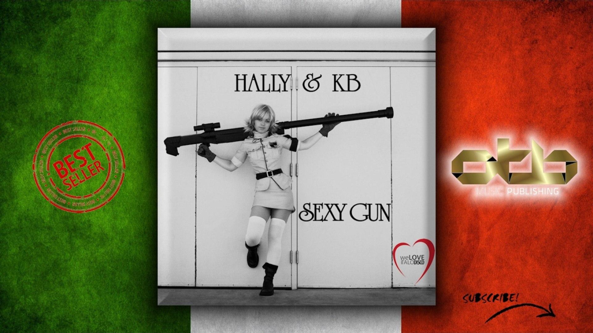 Hally, KB - Sexy Gun (Rap Mix) - [1986] [ITALO DISCO]