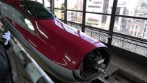 東北・北海道新幹線 全駅こだわりの?通過・発車映像集 上り編 Passing and departure of Shinkansen
