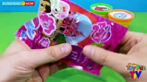 Playdoh Surprise Cans Surprise Eggs Finding Dory Kinder Surprise Egg Shopkins Spiderman Angry Birds