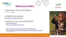 Solutions fondées sur la nature : inititiaves européennes (Horizon 2020, OPPLA THINKNATURE, URBACT…)