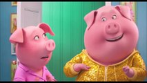 SING - Gunter Is A Babysitter! - Movie Clip (Animation, 2017) [Full HD,1920x1080]