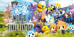 WORLD OF FINAL FANTASY Balthier de FINAL FANTASY XII