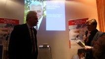 "Jean-Philippe Girard, recipient of the Jean-Paul Binet Prize from ""Fondation pour la Recherche Médicale"""