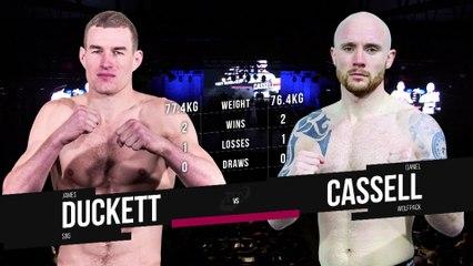 #TFC3   James Duckett vs Daniel Cassell