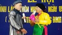 Lưu Bình Dương Lễ chèo - Trích đoạn Lưu Bình chia tay vợ hiền đi nuôi bạn Dương Lễ