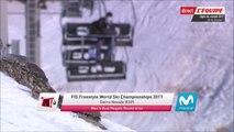 ChM 2017 freestyle et snowboard à Sierra Nevada, ski de bosses en parallèle H, 09 mars 2017 (32e et 16e de finale)
