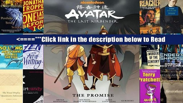 Read Avatar: The Last Airbender - The Promise Library Edition (Avatar: The Last Airbender (Dark