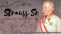 Strauss I - Radetzky March, Op. 228   Classical Music