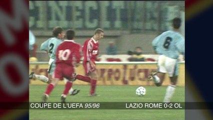 1995-1996 : Lazio Rome - OL