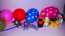 CRAZY CUPS and Balls Surprise Eggs LEARNING COLORS Toys For Kids Colour Balls Video For Ch