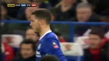 Ander Herrera RED CARD - Chelsea 0-0 Manchester United 13.03.2017
