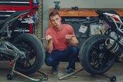Single-Sided Swingarm vs. Double-Sided Swingarm - MC Garage Video