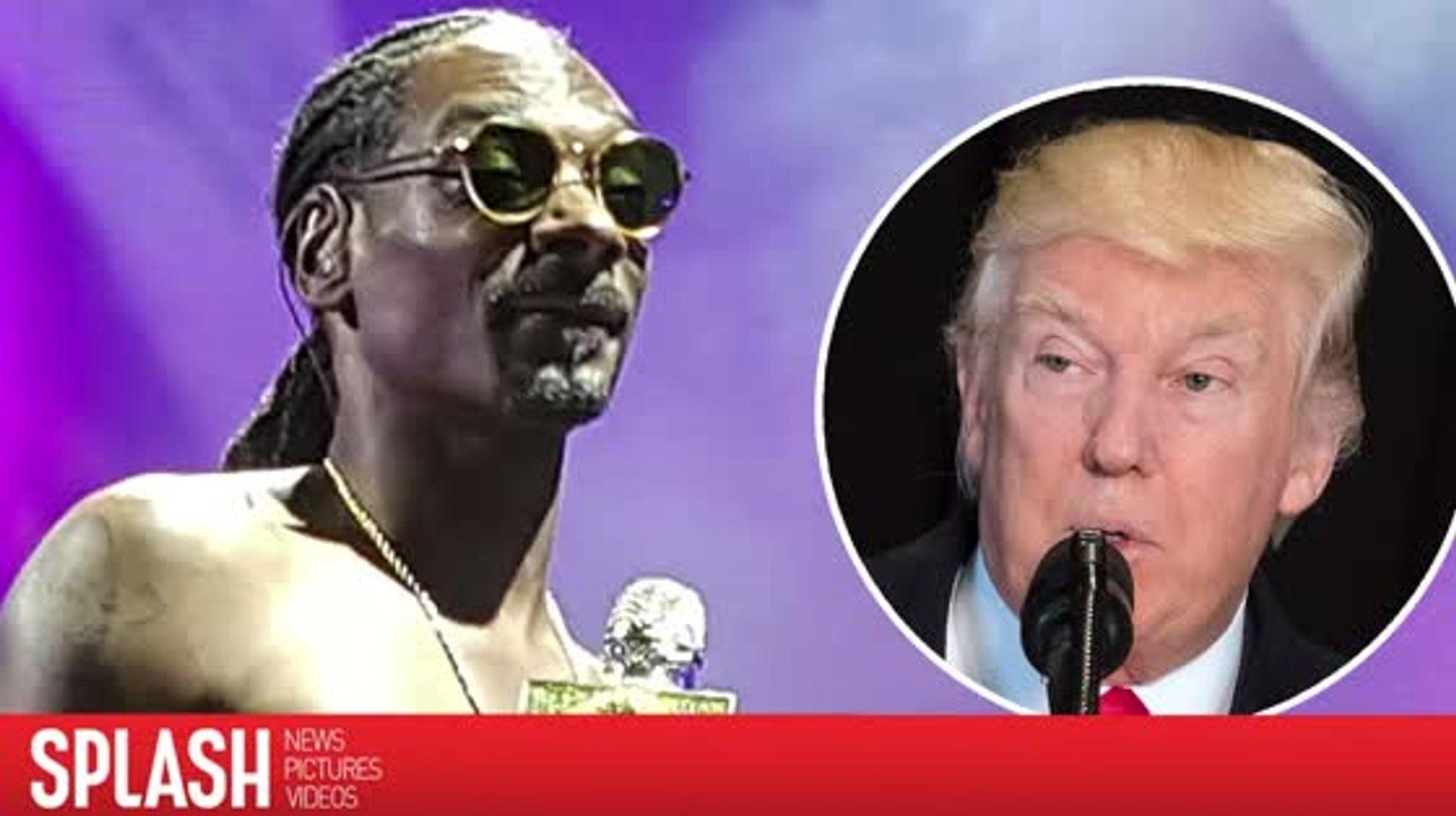 Snoop Dogg Parodies Donald Trump In New Music Video