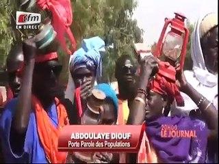 Les populations de Ndiol, Touba Toul, réclament de l'électricité
