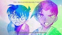 Détective Conan Film 21 - Teaser Conan & Heiji - vostfr