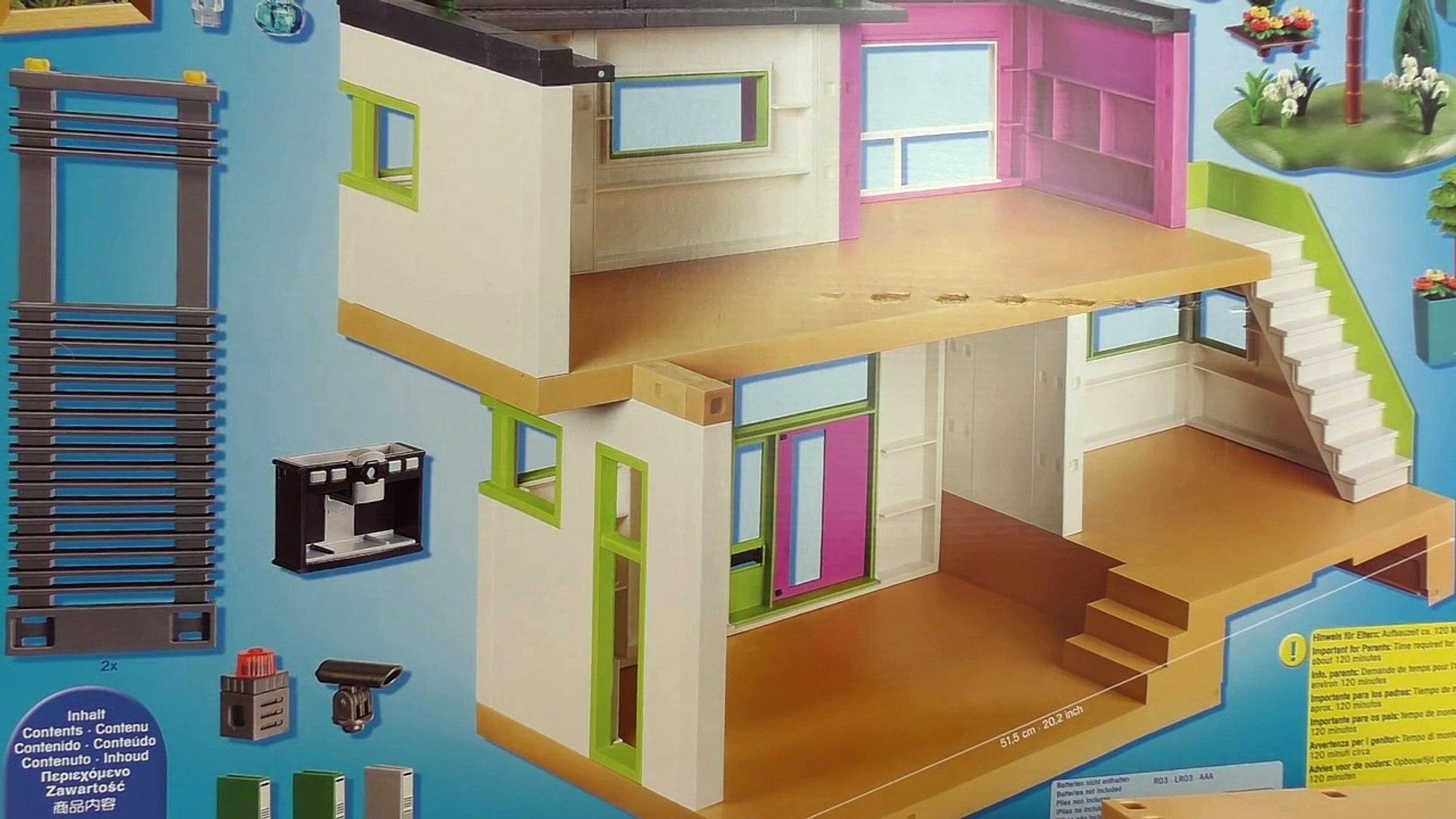PLAYMOBIL 5579 - Kinderzimmer mit Hochbett-Rutsche PLAYMOBIL ...