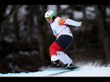 Tyler Mosher (3rd run) | Men's para snowboard cross | Alpine Skiing | Sochi 2014 Paralympics