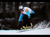 Carlos Thomatis (1st run) | Men's para snowboard cross | Alpine Skiing | Sochi 2014 Paralympics
