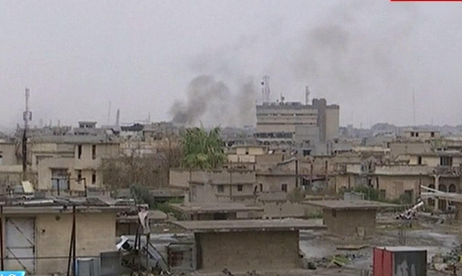 Pasukan Irak Kepung ISIS di Mosul Barat