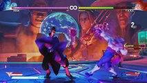 Street Fighter V: A historia do Vega JP-PT