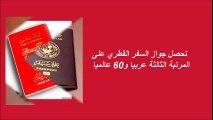 تعرف على أقوى 10 جوازات سفر عربية