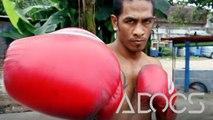 Meski Fasilitas Minim, Petinju Ini Raih Gelar WBC International