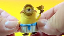 Stacking Block with Playdoh Surprise Toys - Disney Cars, Frozen, Minions, The Avengers, Inside Out