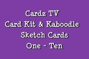 CARDZ TV AUGUST & SEPTEMBER CARDS 2016adad
