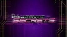 Barbie Agent Secret & Side-Car - Barbie Agents Secrets - Mattel - Love Toys