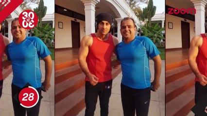 Ranbir Kapoor's Red Hot Look In Sanjay Dutt Biopic, Salman Advised Sohail To Stay Calm