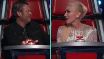 'The Voice': Gwen Stefani & Adam Levine Accuse Blake Shelton of Playing Dirty During Blind Audition
