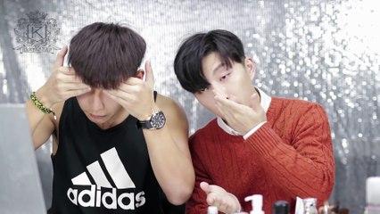 [Man Candy transformation] EP01 Darren Wan / [打造小鮮肉] EP01 (Darren Wan)   RickyKAZAF